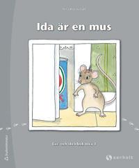 Ida är en mus, nivå 1 (5-pack)