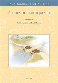 Etudes Ougaritiques III