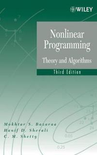 Nonlinear Programming: Theory and Algorithms (Set)