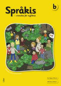 Språkis Svenska för nyfikna B - Hippas Eriksson pdf epub