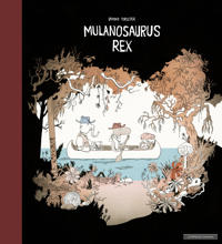 Mulanosaurus Rex