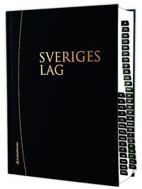 Sveriges lag 2021 (bok + digital produkt)