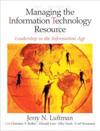 Managing the Information Technology Resource