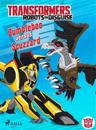Transformers - Robots in Disguise- Bumblebee versus Scuzzard