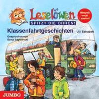 Schubert, U: Leselöwen Klassenfahrtgeschichten/CD