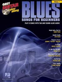 Blues Songs for Beginners [With CD (Audio)]