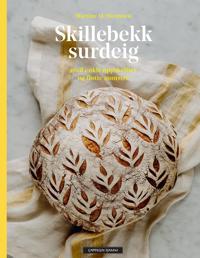Skillebekk surdeig: med enkle oppskrifter og flotte mønstre