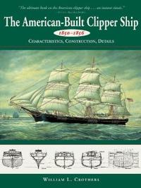 American-built Clipper Ship, 1850-56