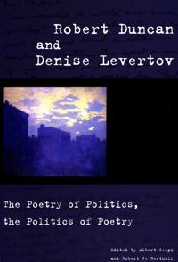 Robert Duncan And Denise Levertov