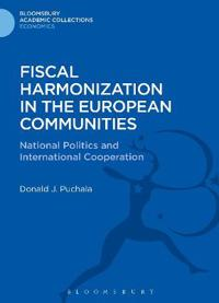 Fiscal Harmonization in the European Communities