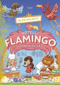 Hotelli Flamingo: Kokkauskisa