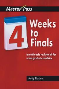 4 Weeks to Finals