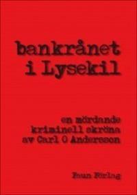 Bankrånet i Lysekil