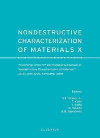 Nondestructive Characterization of Materials X