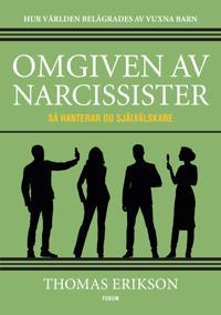 Omgiven av narcissister : så hanterar du självälskare