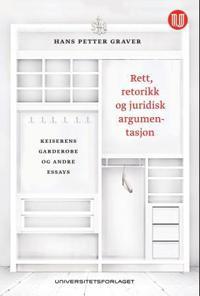 Rett, retorikk og juridisk argumentasjon