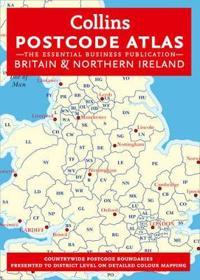 Postcode Atlas of Britain and Ireland