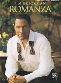 Jim Brickman: Romanza: Piano/Vocal/Guitar/Piano Solos