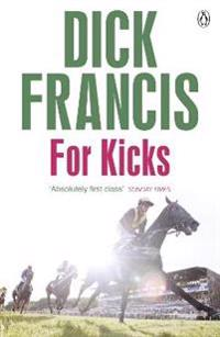 For kicks - horse racing thriller