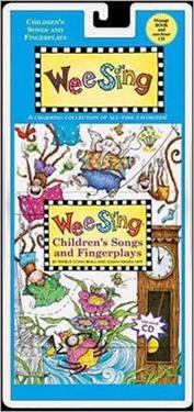 Wee Sing Children's Songs and Fingerplays [With CD]