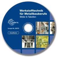 Werkstofftechnik für Metallbauberufe CD