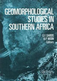 Geomorphological Studies in Southern Africa