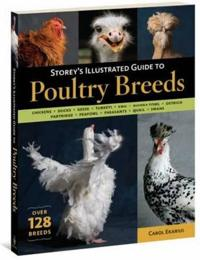 Storey's Illustrated Guide to Poultry Breeds: Chickens, Ducks, Geese, Turkeys, Emus, Guinea Fowl, Ostriches, Partridges, Peafowl, Pheasants, Quails, S