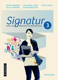 Signatur 3; tekstsamling