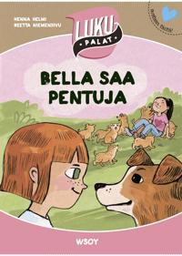 Bella saa pentuja