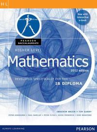Pearson Baccalaureate Higher Level Mathematics Bundle for the IB Diploma