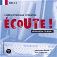 Libers övningar i franska: Écoute! enanvändarlicens