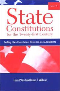 State Constitutions for the Twenty-first Century