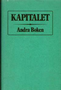 Kapitalet : Andra boken. Kapitalets cirkulationsprocess