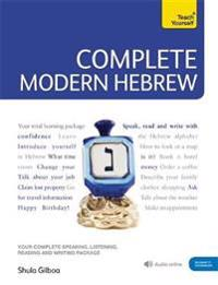 Teach Yourself Complete Modern Hebrew