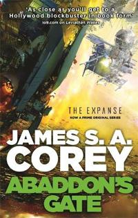 Abaddons gate - book 3 of the expanse (now a major tv series on netflix)