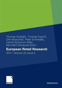 European Retail Research 2011