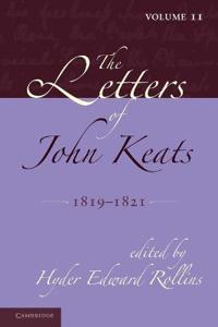 The Letters of John Keats