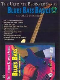 Ultimate Beginner Blues Bass Basics Mega Pak: Book, CD & DVD