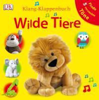 Klang-Klappenbuch Wilde Tiere