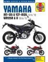 Yamaha MT-125 & YZF-R125 (14-18), WR125R/X (09-15)