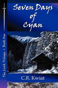 Seven Days of Cyan - Book One of the Link Trilogy