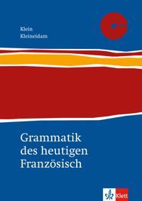 Grammatik des heutigen Französisch