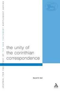 Unity Of The Corinthian Correspondence