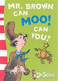 Mr.Brown Can Moo! Can You?