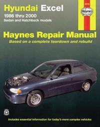 Hyundai Excel Australian Automotive Repair Manual
