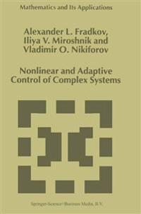 Nonlinear and Adaptive Control of Complex Systems
