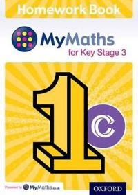 MyMaths for Key Stage 3: Homework Book 1C (Pack of 15)