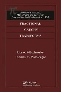 Fractional Cauchy Transforms