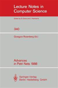 Advances in Petri Nets 1988