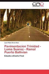 Pavimentacion Trinidad - Loma Suarez - Ramal Puerto Ballivian